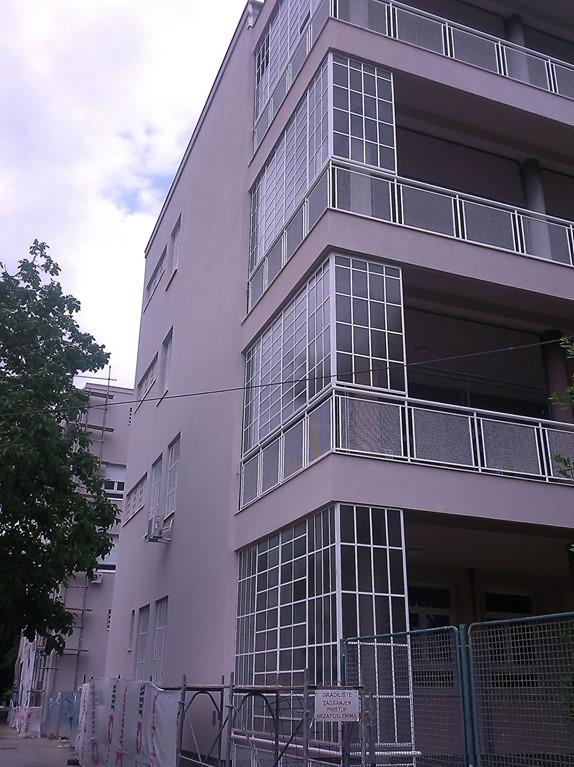 Zgrada psihijatrije Mostar
