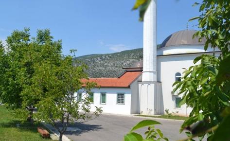 Džamija u Opinama