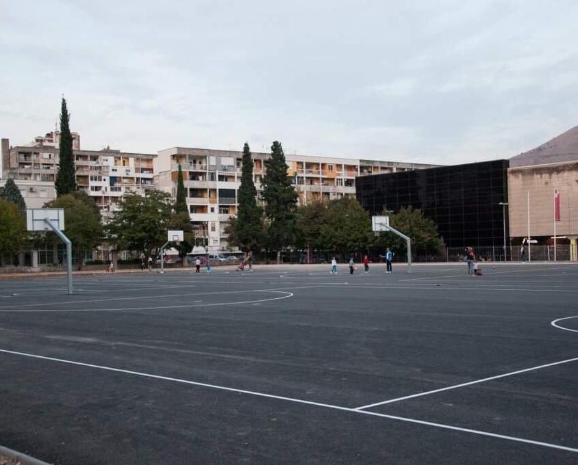 Parter Sveučilište Mostar